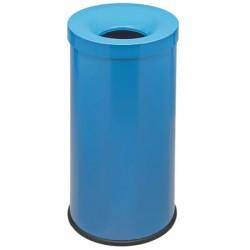 Corbeille antifeu Bastide 50 l autres coloris bleu azur