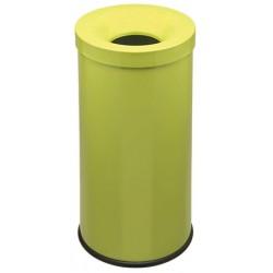 Corbeille antifeu Bastide 50 l autres coloris Vert pomme