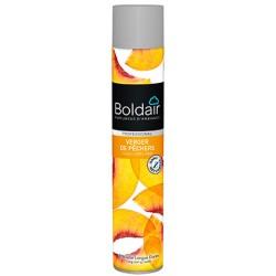 Lot de 6 aerosols desodorisants Boldair surpuissant vergers de pechers 500 ml