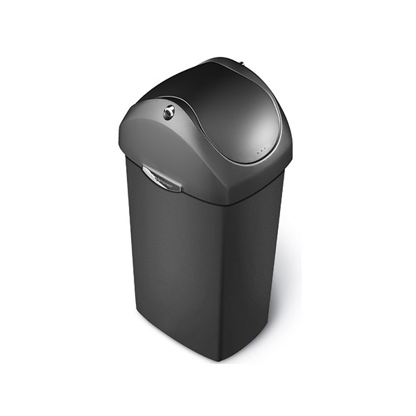 Poubelle Swing Lid Can 40 L Simplehuman