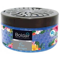 Lot de 6 boites Boldair Perles Fleur des Lagons 250 g