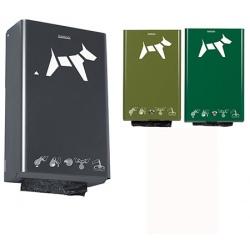 Distributeur de sachet pour hygiène canine