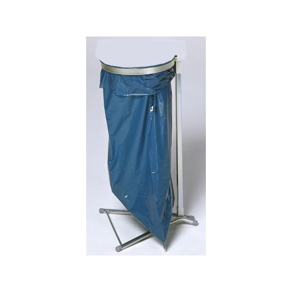 Support sac stationnaire galvanisé 120L