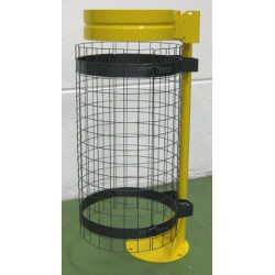 Grille de protection support sac