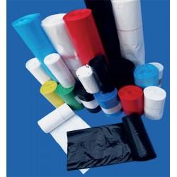Carton de 20 rlx de 50 sacs poubelles 30L hd 11 microns noir